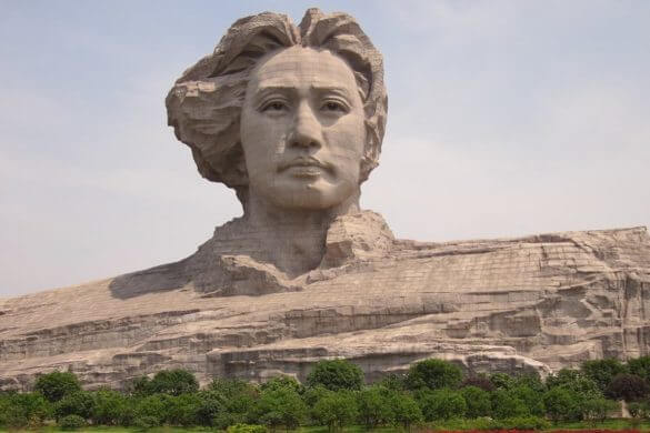 mao_zedong_youth_art_sculpture_6