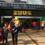 Boże Narodzenie w Chinach