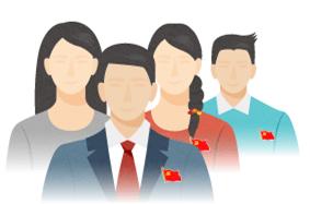 Członkowie Komunistycznej Partii Chin w liczbach