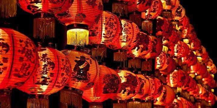 Szczęśliwe i pechowe kolory w Chinach