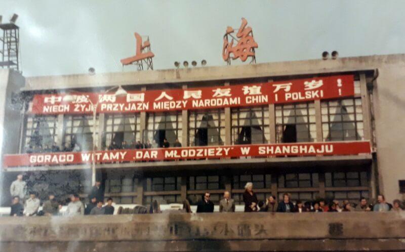 Opowieść o tym, jak rodzina Polaków wyjechała do Chin w latach 80. [dużo zdjęć]