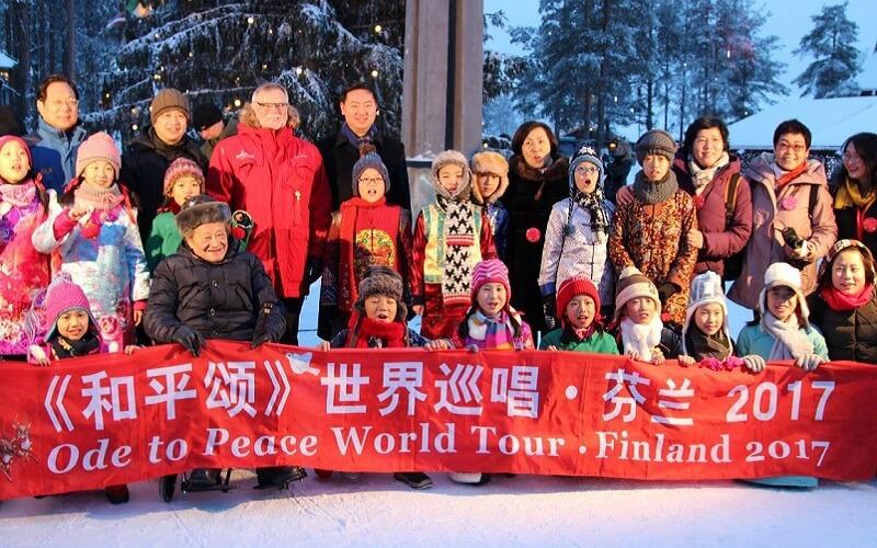 Święta Bożego Narodzenia, Laponia