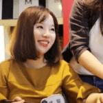 Mi Mieng, chińska blogerka