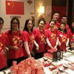 Ambasada Chin na kiermaszu dobroczynnym w Warszawie