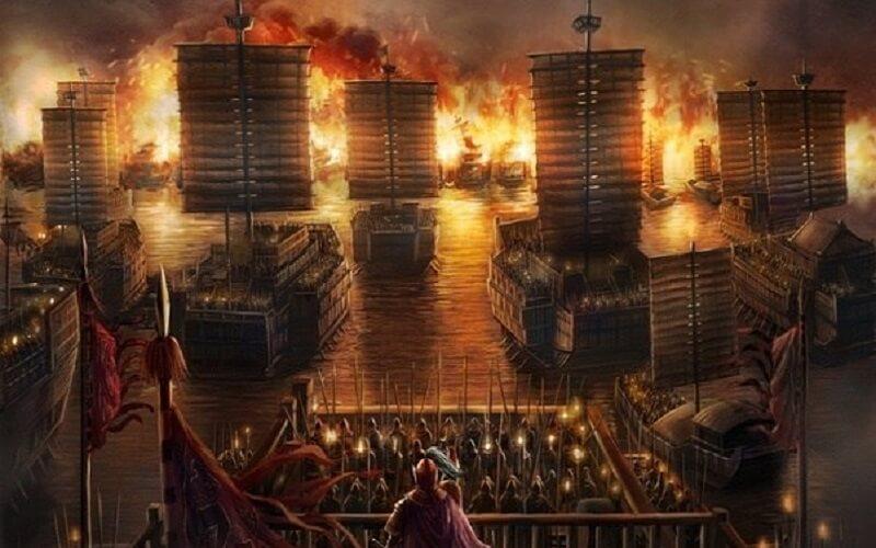 Bitwa nad Czerwonymi Klifami