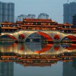 Chengdu - Dziesięć najbardziej szczęśliwych miast w Chinach