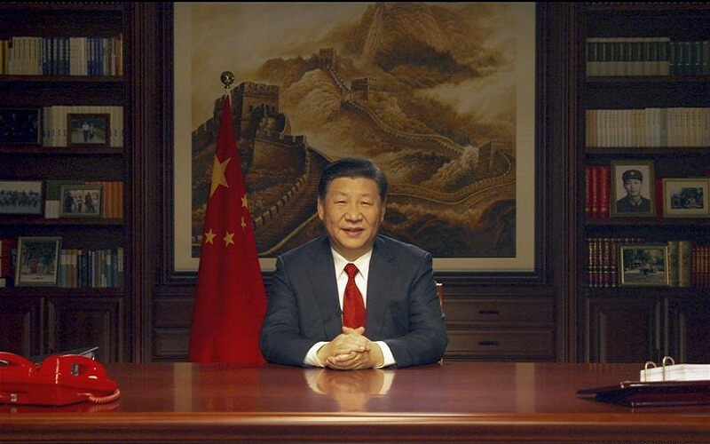 przemówienie Xi Jinpinga