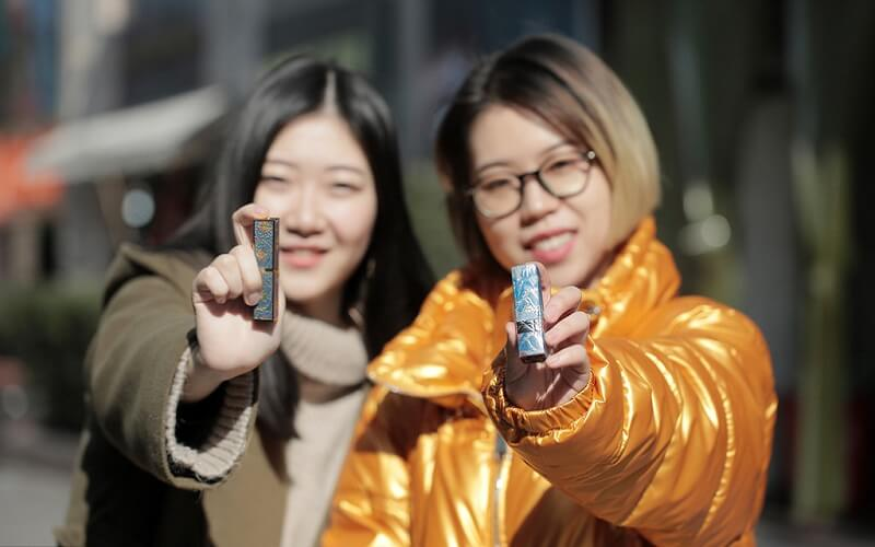 Zadowolone klientki Xia Tian