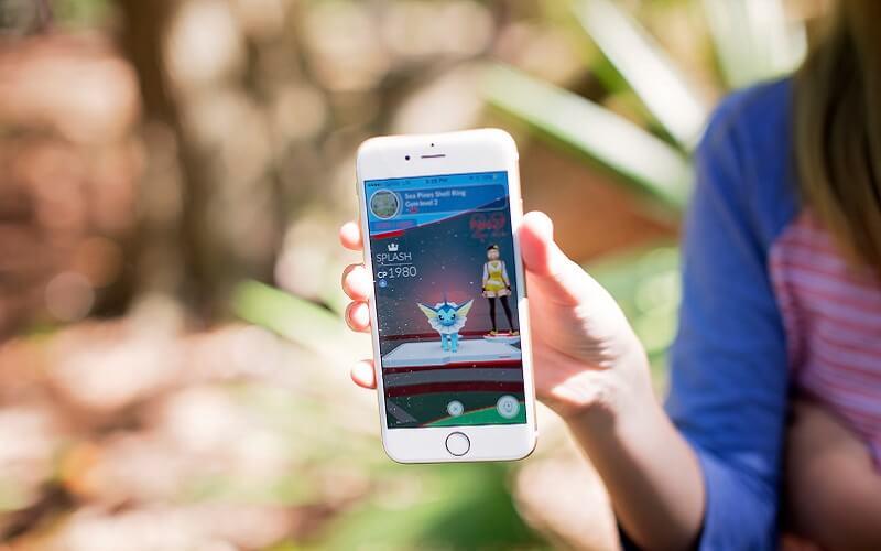 Pokemon Go w Chinach