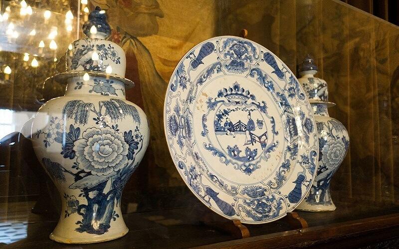 chińska porcelana
