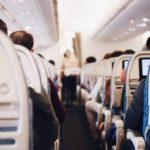 długa podróż samolotem