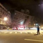 trzęsienie ziemi na Tajwanie / Xinhua