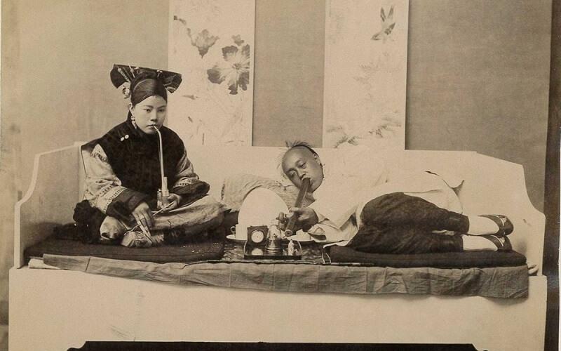 wojny opiumowe