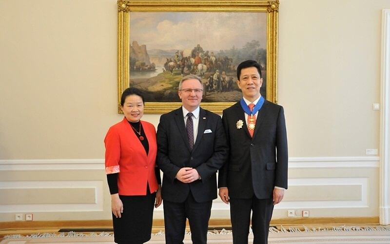 Ambasador Chin Xu Jian