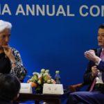 Jack Ma w Boao