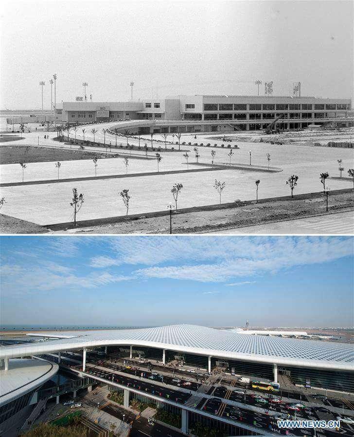 Lotnisko w Shenzhen