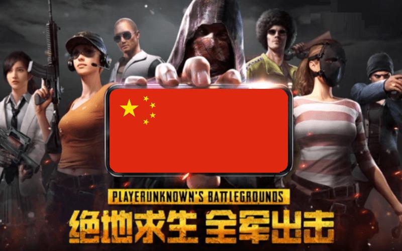 Gry w Chinach