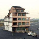 Elastyczność Chin, samotny dom