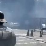 Wybuch przed ambasadą USA