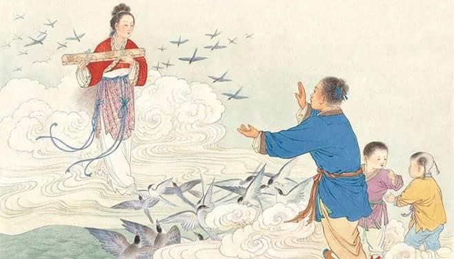 Zhi Nu i Niu Lang
