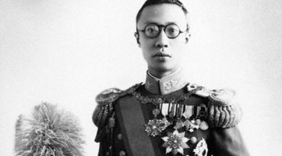 Ostatni Cesarz Puyi