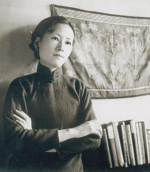 Lin Huiyin (1904-1955)