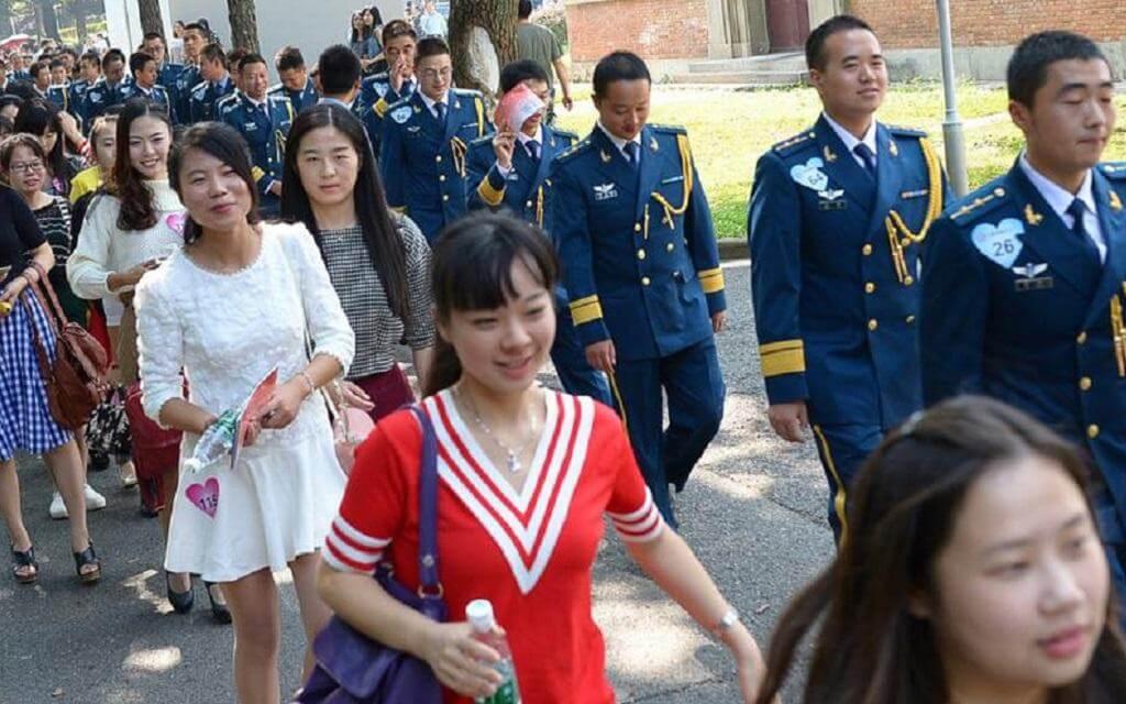 randki w Wuhan w Chinach