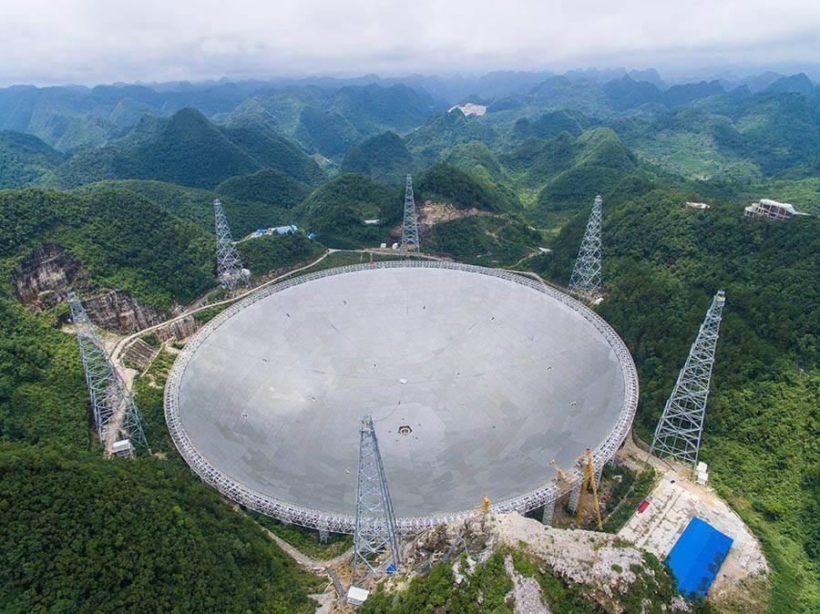 fast-telescope