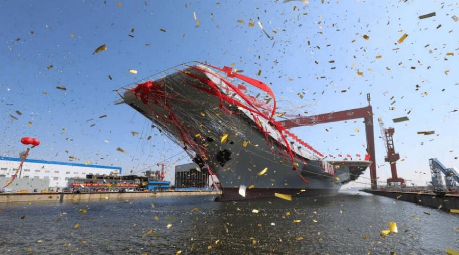 lotniskowiec Shandong
