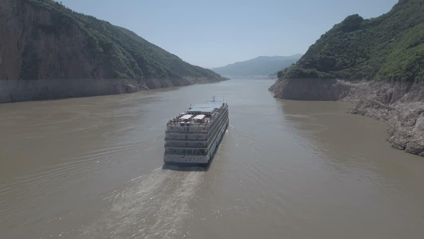 Rejs na rzece Jangcy