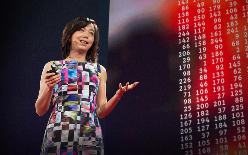 dr Fei-Fei Li