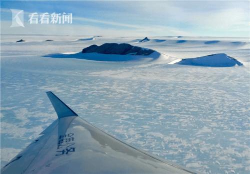 Widok z samolotu