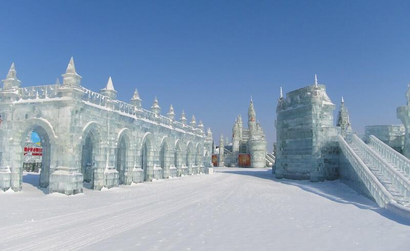 Festiwal Lodu i Śniegu w Harbinie